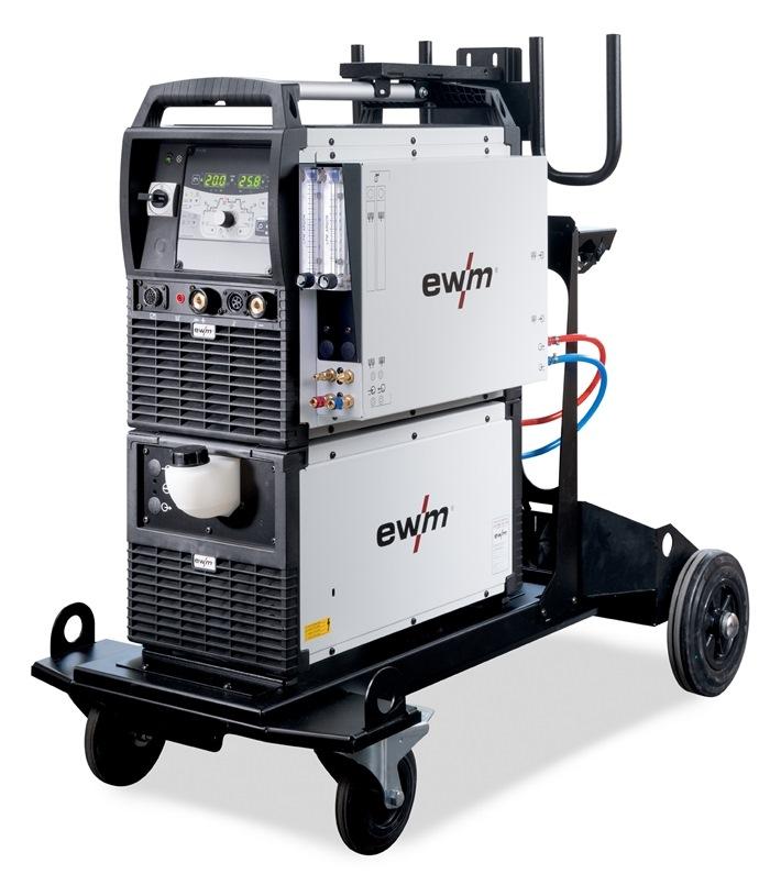 EWM Microplasma 25 svejsemaskine