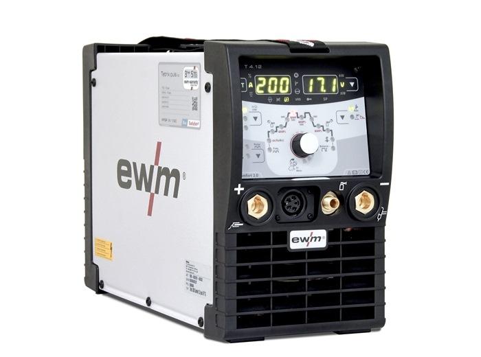 EWM TIG svejser Tetrix 200 DC Comfort 2.0 puls 5P